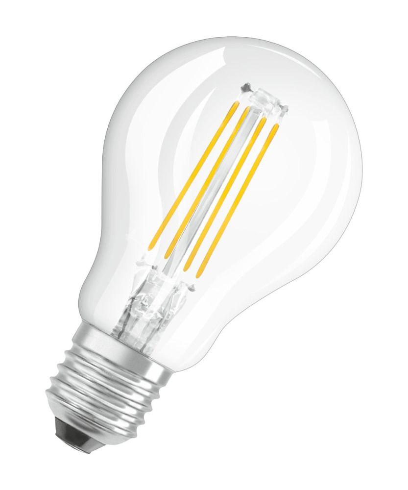 Osram Parathom Retrofit Classic E27 P 5W 927 filament | ekstra varm hvid - bedste farvegengivelse - dæmpbar - erstatter 40W