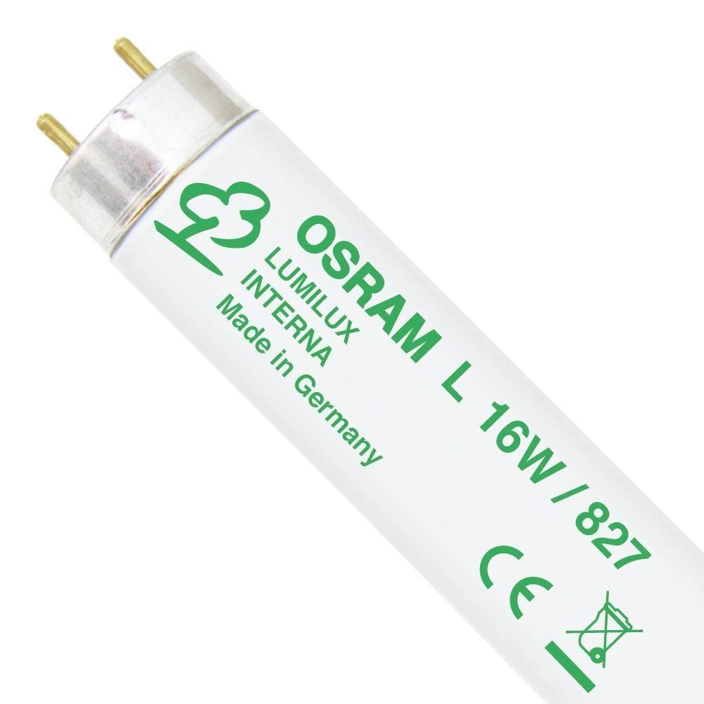 Osram L 16W 827 Lumilux Interna | 72cm - Bianco Molto Caldo
