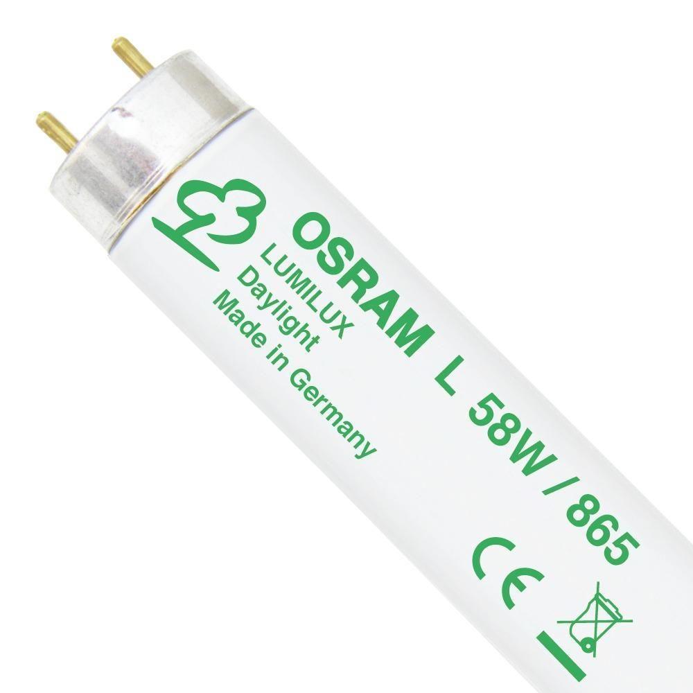 Osram L 58W 865 Lumilux | 150cm - Dagsljus