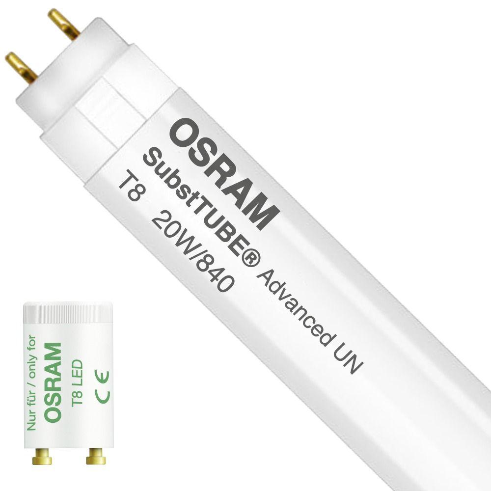Osram SubstiTUBE Advanced UN 20W 840 150cm | Vervangt 58W