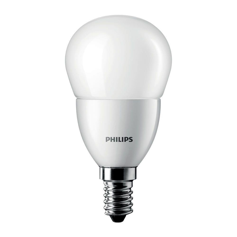 Philips CorePro LEDluster E14 P45 4W 827 Matt | Vervangt 25W