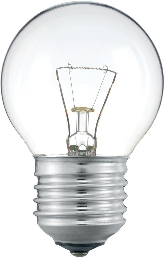 Philips Incandescent Ball 25W E27 230V P45