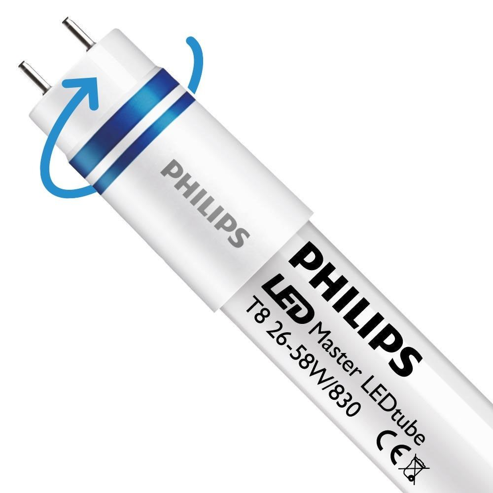 Philips LEDtube InstantFit HF T8 High Output (MASTER) | for Electronic Ballast