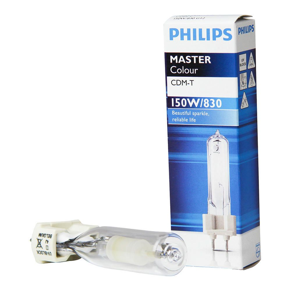 Philips MASTERColour CDM-T 150W 830 G12