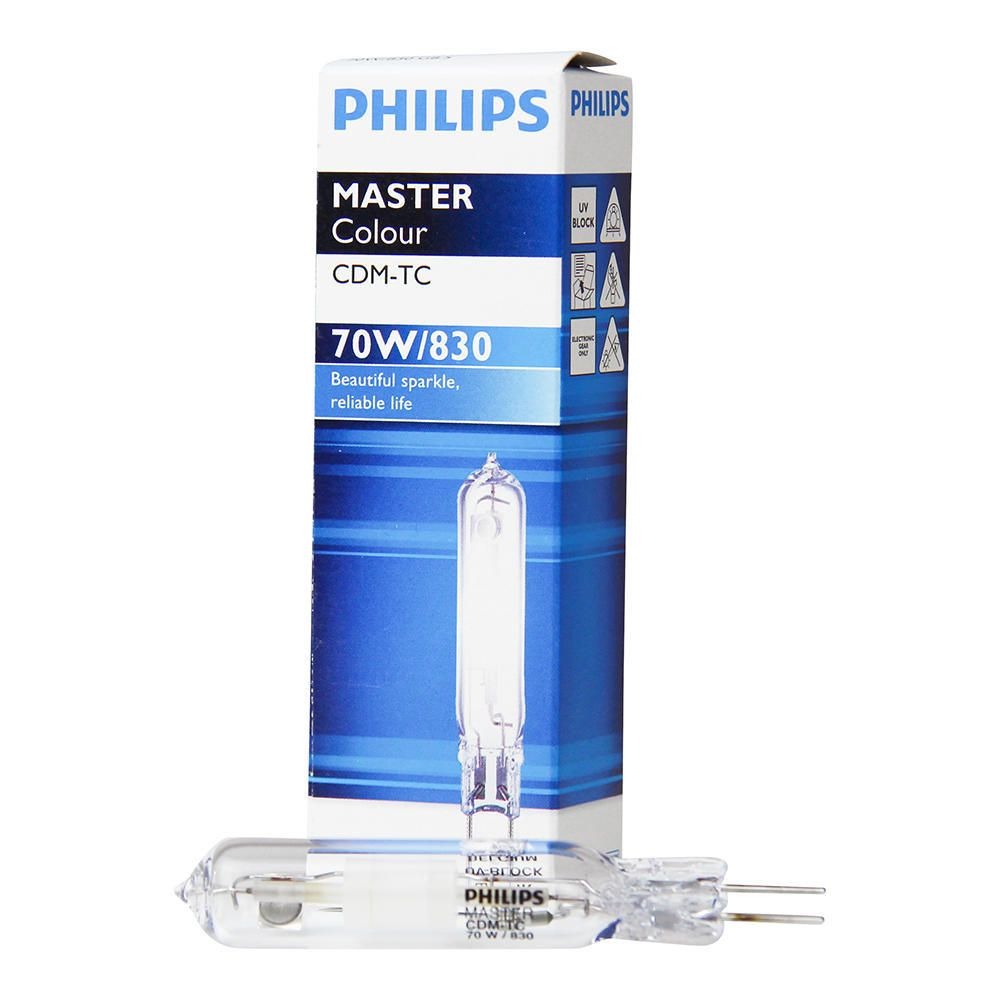 Philips MASTERColour CDM-TC 70W 830 G8.5 | Warm Wit