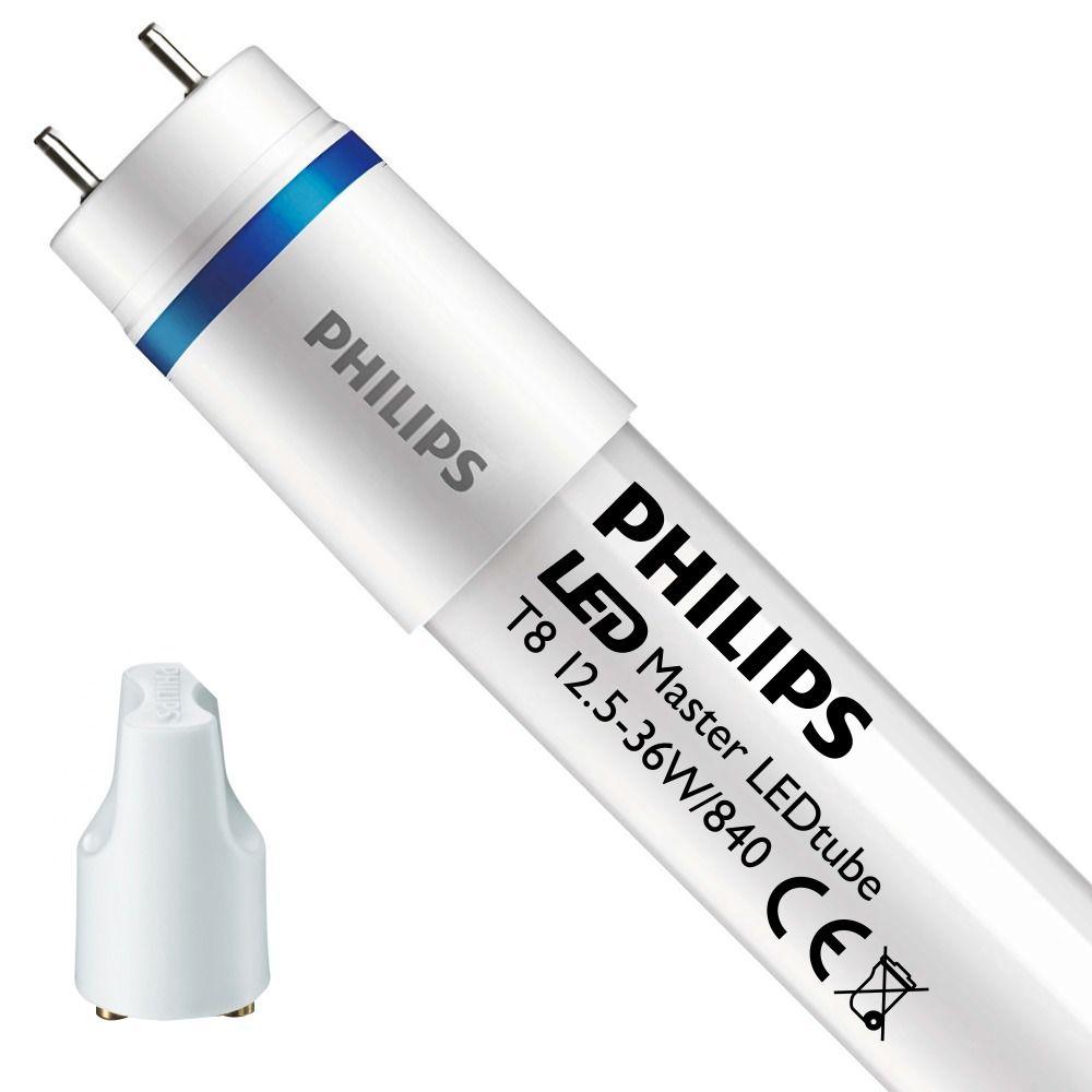 Philips LEDtube EM HO 12.5W 840 120cm (MASTER) | Kaltweiß - inkl. LED Starter - Ersetzt 36W