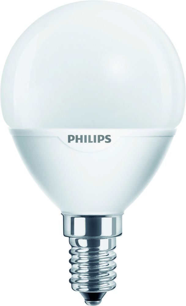 Philips Softone klotlampa 5W 827 E14