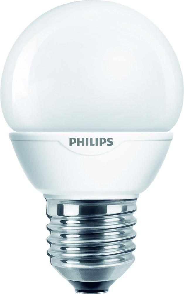 Philips Softone klotlampa 5W 827 E27