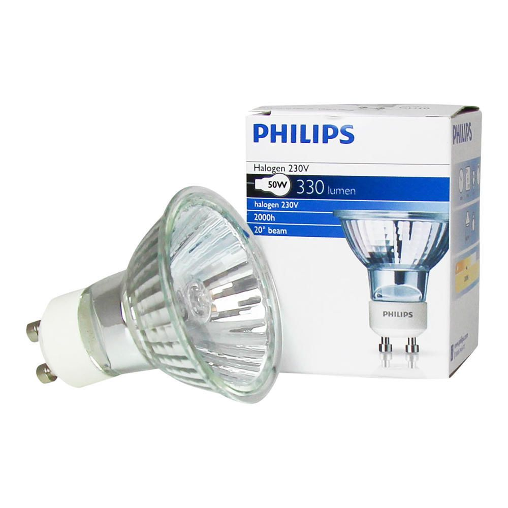 Philips Twistline Alu 2000h 50W GU10 230V 20D - 18072