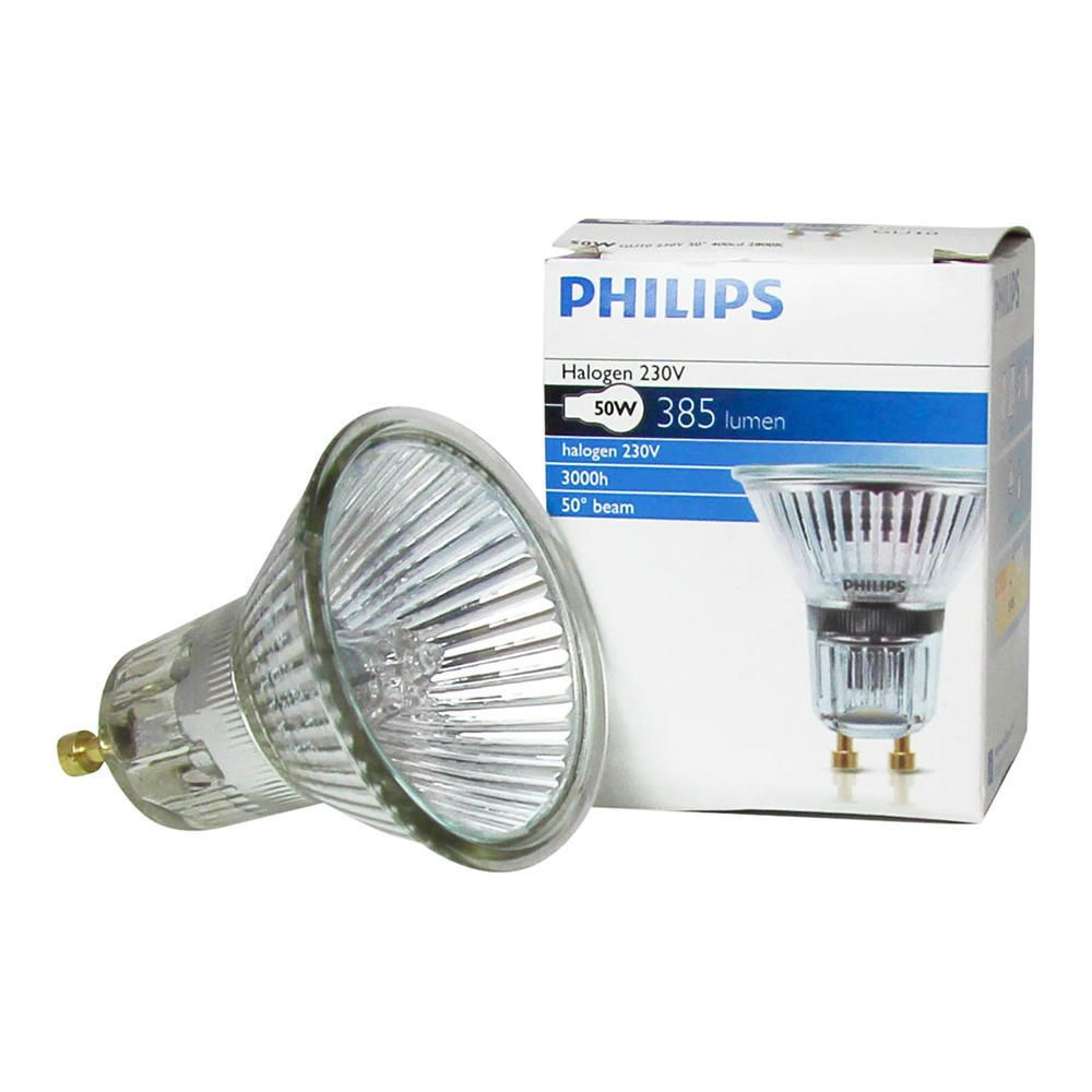 Philips Twistline Alu 3000h 50W GU10 230V 50D - 18031