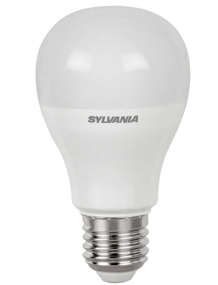 Sylvania ToLEDo GLS E27 10.5W 840 Frosted | Replaces 75W