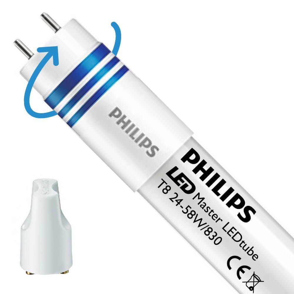 Philips LEDtube UN UO 24W 830 150cm (MASTER) | 3400 Lumen - Ersatz für 58W
