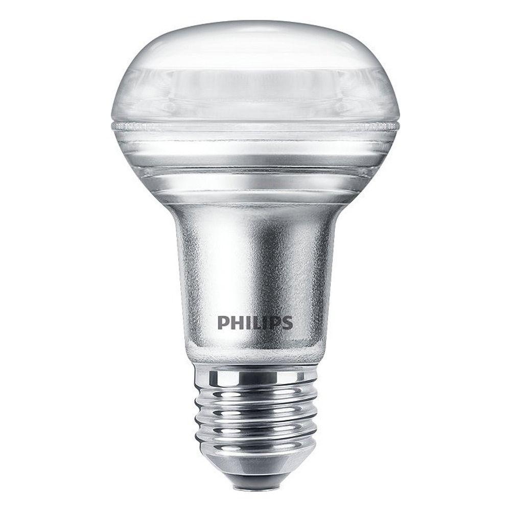 Philips CorePro LEDspot E27 Heijastin R63 3W 827 36D | Extra Lämmin Valkoinen - Korvaa 40W