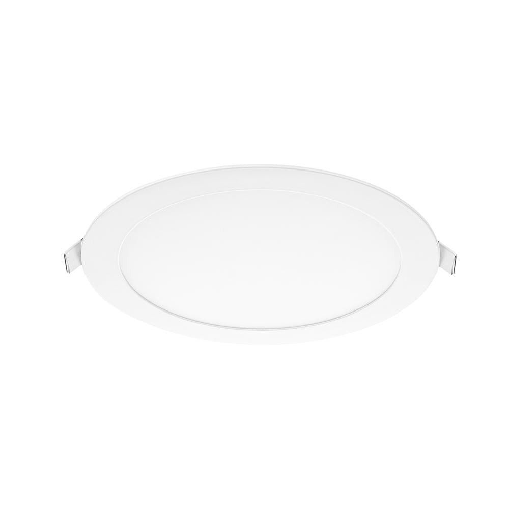 Noxion LED Downlight Slim 4000K 2200lm Ø210mm | DALI Dimbaar