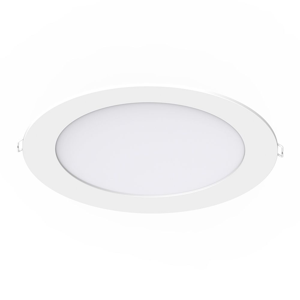 Noxion LEDDownlight SlimV2.0IP44 24W3000K Recorte Ø200mm