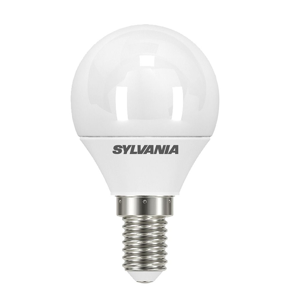 Sylvania ToLEDo Ball E14 P45 Frosted 5.5W | Replaces 40W