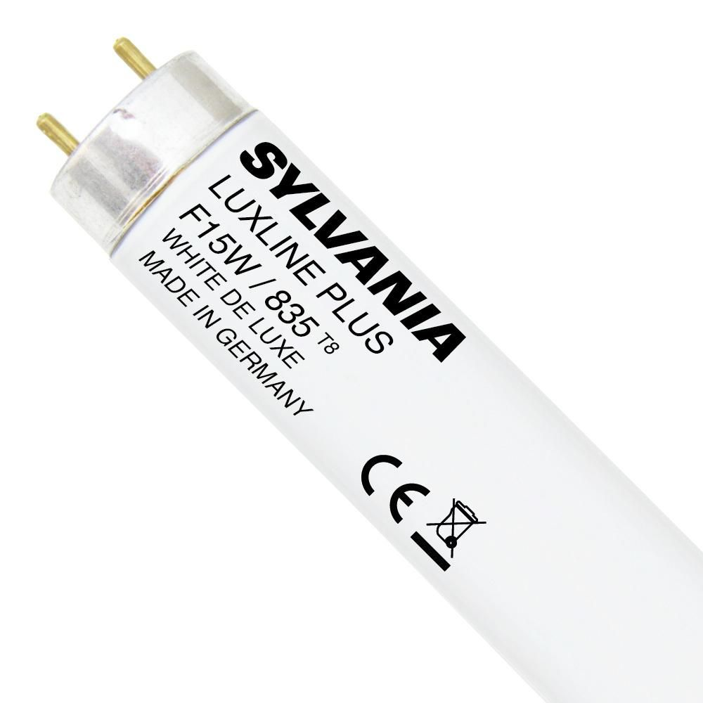 Sylvania T8 Luxline Plus F15W 835 | 45cm