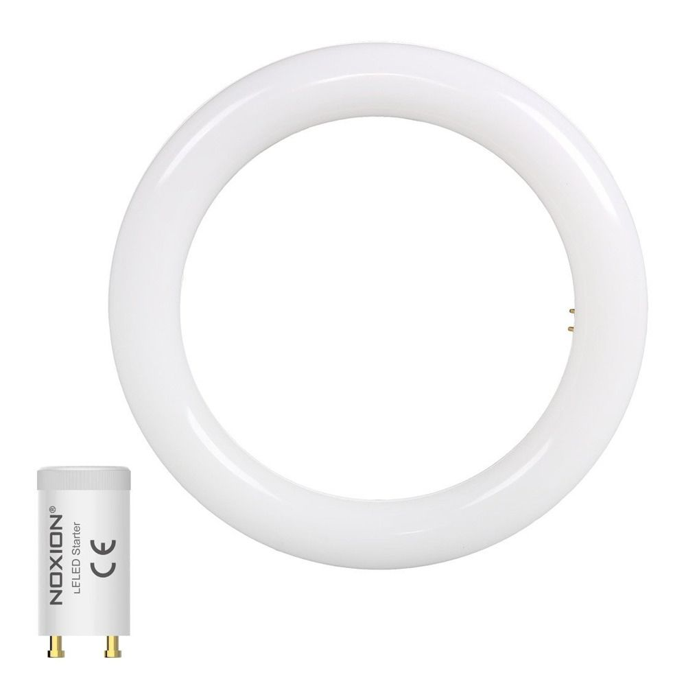 Noxion Avant LED T9 Tube Circular EM/MAINS 20W 840 | Cool White - Replaces 32W