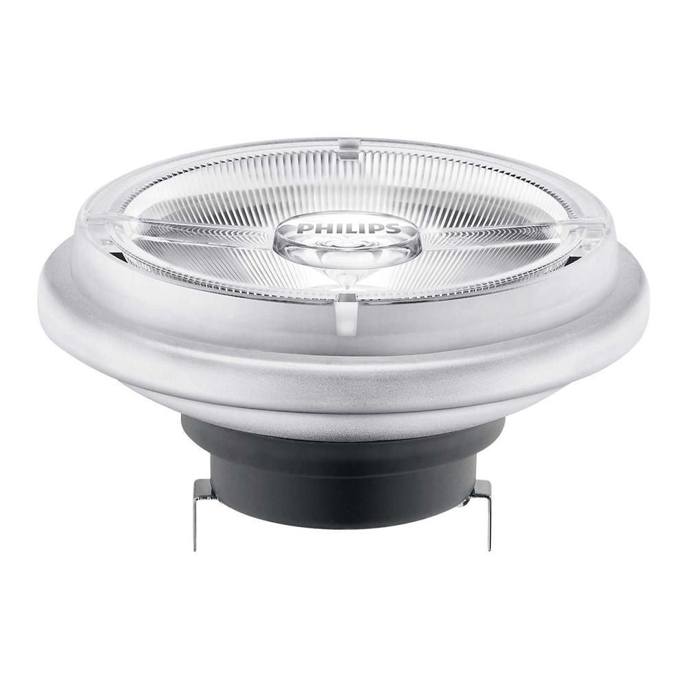 Philips LEDspot LV G53 AR111 12V 15W 930 40D (MASTER) | Warm White - Best Colour Rendering - Dimmable - Replaces 75W