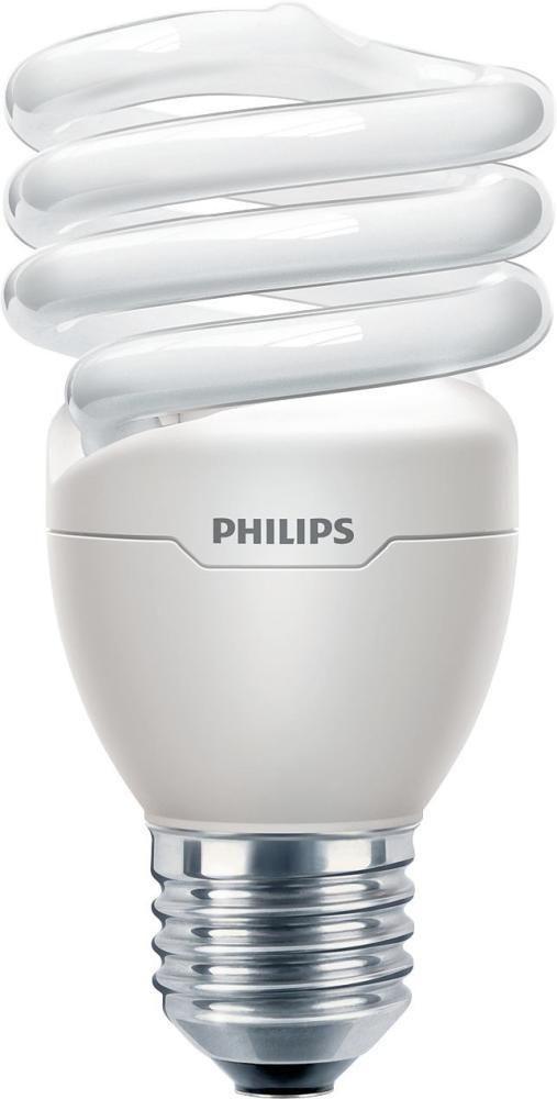 Philips Tornado T2 Spiral 20W 827 E27 | ekstra varm hvid