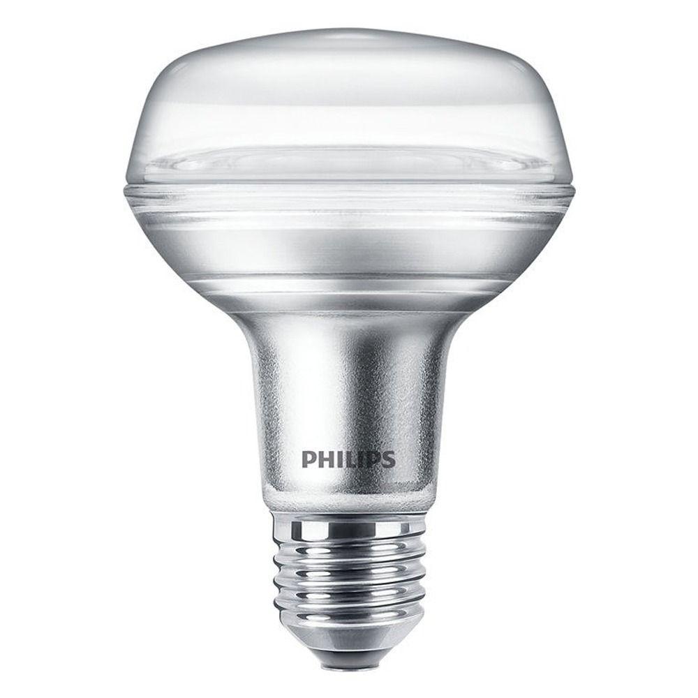 Philips CorePro LEDspot E27 Réflecteur R80 4W 827 36D | Extra Blanc Chaud - Substitut 60W