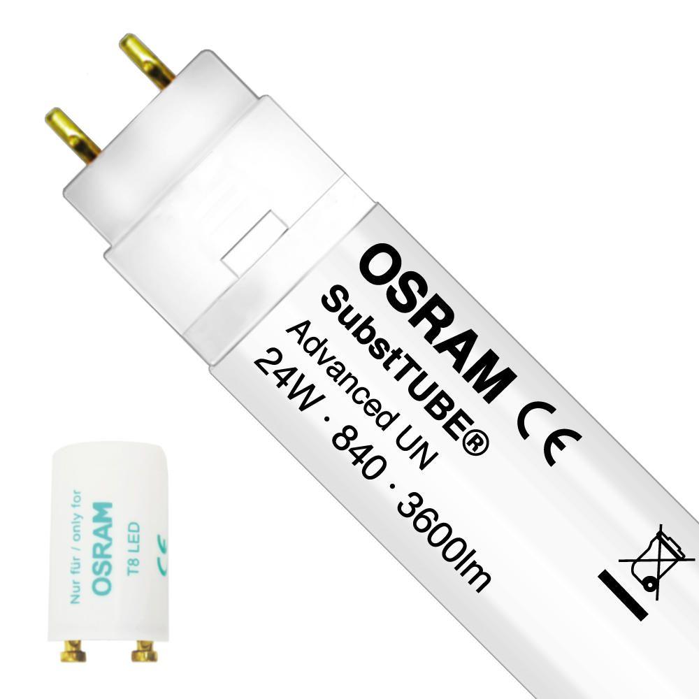 Osram SubstiTUBE Advanced UN 24W 840 150cm | Koel Wit - Vervangt 58W