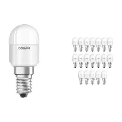 Osram Lampada Alogena E14 30 W Confezione da 2