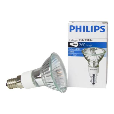 Philips Incandescente Estándar 40W E14 230V P45| Lamparadirecta