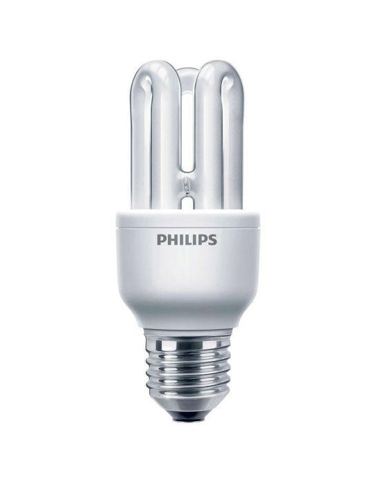 Philips Genie ESaver 8W 827 E27 | Extra Warmweiß