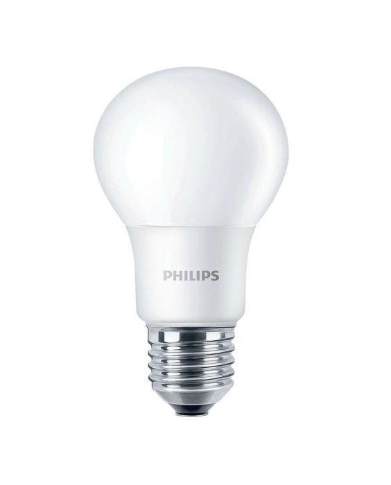 Philips CorePro LEDbulb E27 A60 5W 840 A60 Matt | Ersetzt 40W