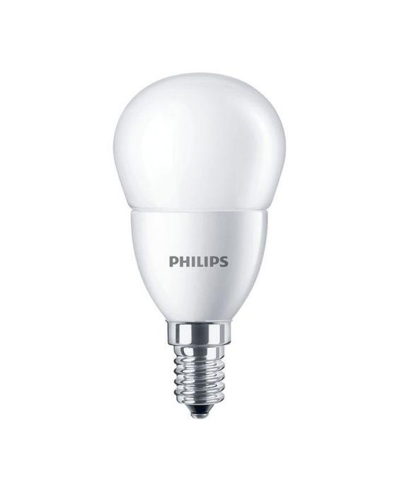 Philips CorePro LEDlustre E14 P48 7W 827 Matt | Ersättare 60W