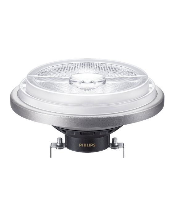 Philips LEDspot ExpertColor G53 AR111 (MASTER) 15W 927 40D | Dimmerabile - Miglior resa cromatica - Sostituto 75W