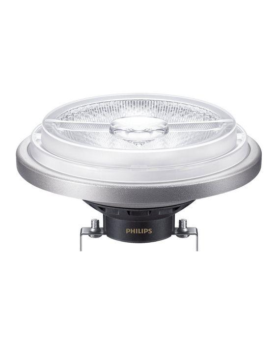 Philips LEDspotLV G53 AR111 (MASTER) 20W 930 45D | Dimmerabile - Miglior resa cromatica - Sostituto 100W