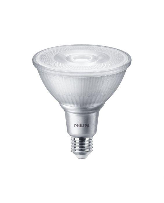 Philips LEDspot E27 PAR38 13W 827 25D 1000lm (MASTER) | dæmpbar - ekstra varm hvid - erstatter 100W