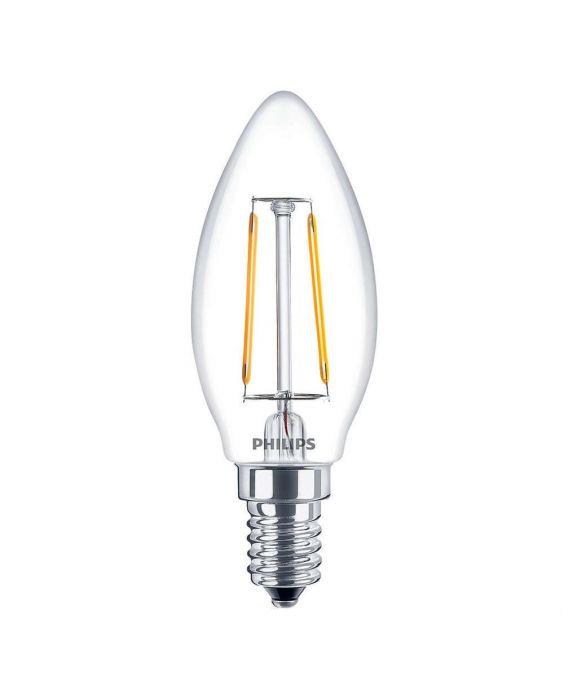 Philips Classic LEDcandle E14