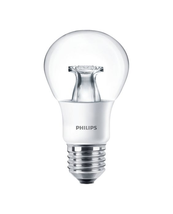 Philips LEDbulb E27 A60 6W 827 Helder MASTER | DimTone Dimbaar - Vervangt 40W