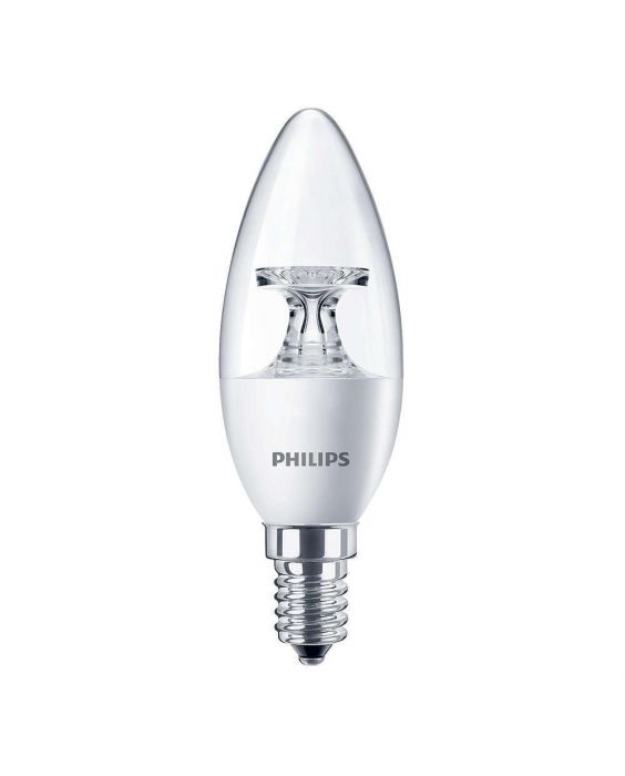 Philips CorePro LEDcandle E14 B35 4W 827 Helder | Vervangt 25W