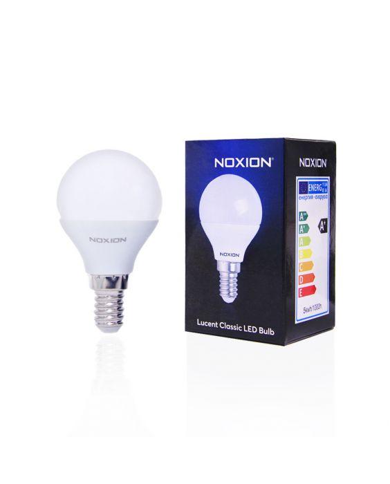 Noxion Lucent Classic LED Lustre P45 E14 5W 827 | Extra Warmweiß - Ersetzt 40W
