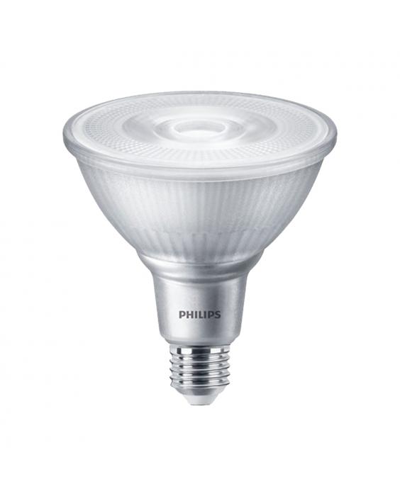 Philips LEDspot E27 PAR30S 9.5W 830 25D 760lm (MASTER) | dæmpbar - varm hvid - erstatter 75W
