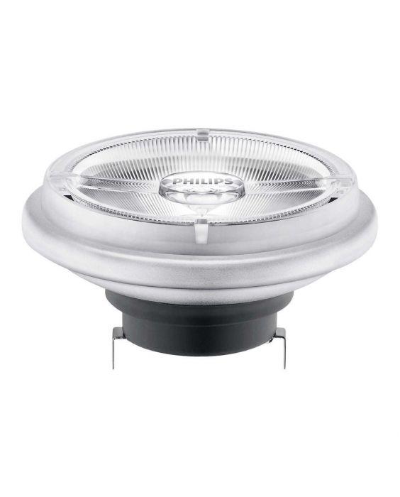 Philips LEDspot LV G53 AR111 12V 15W 930 40D MASTER   Dimbaar - Vervangt 75W