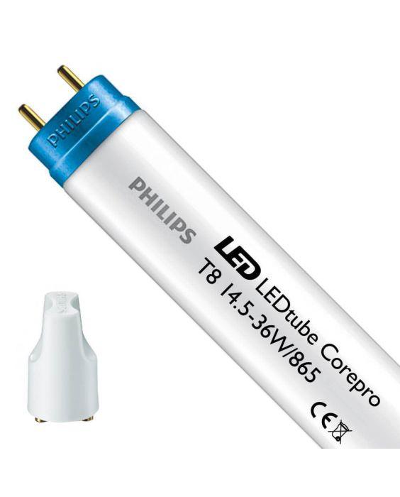 Philips CorePro LEDtube EM 14.5W 865 120cm | Tageslichtweiß - inkl. LED Starter - Ersetzt 36W