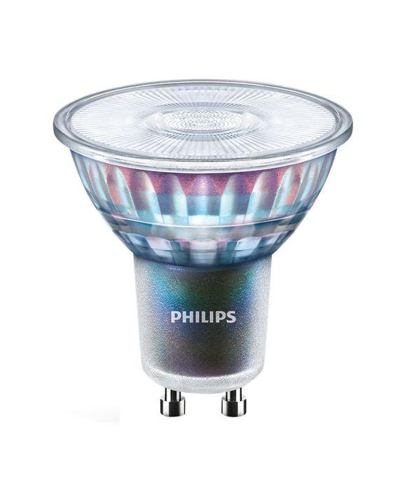 Philips LEDspot ExpertColor GU10 3.9W 927 25D (MASTER)   Beste Farbwiedergabe - Extra Warmweiss - Dimmbar - Ersetzt 35W