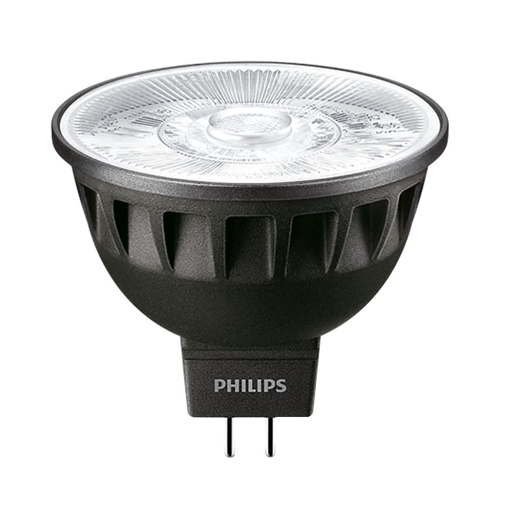 Philips LEDspot ExpertColor GU5.3 MR16 7.5W 930 24D (MASTER) | Warm Wit - Beste Kleurweergave - Dimbaar - Vervangt 50W