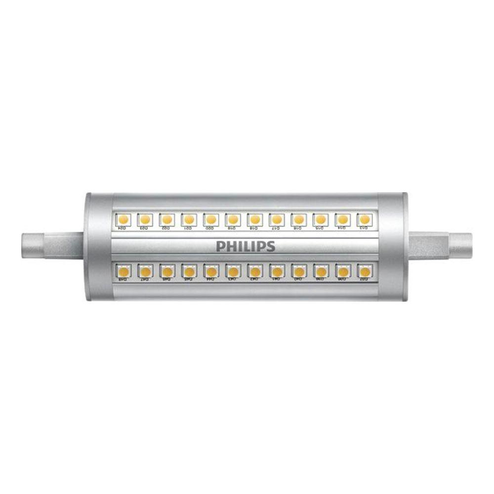 Philips CorePro LEDlinear R7s 14W 830 118mm | Dimbaar - Vervangt 120W