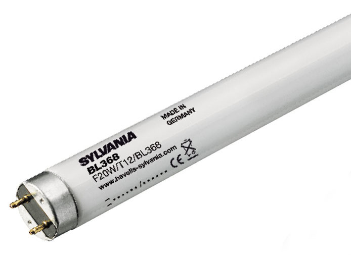 Sylvania Blacklight F20W T12 BL 368 60cm