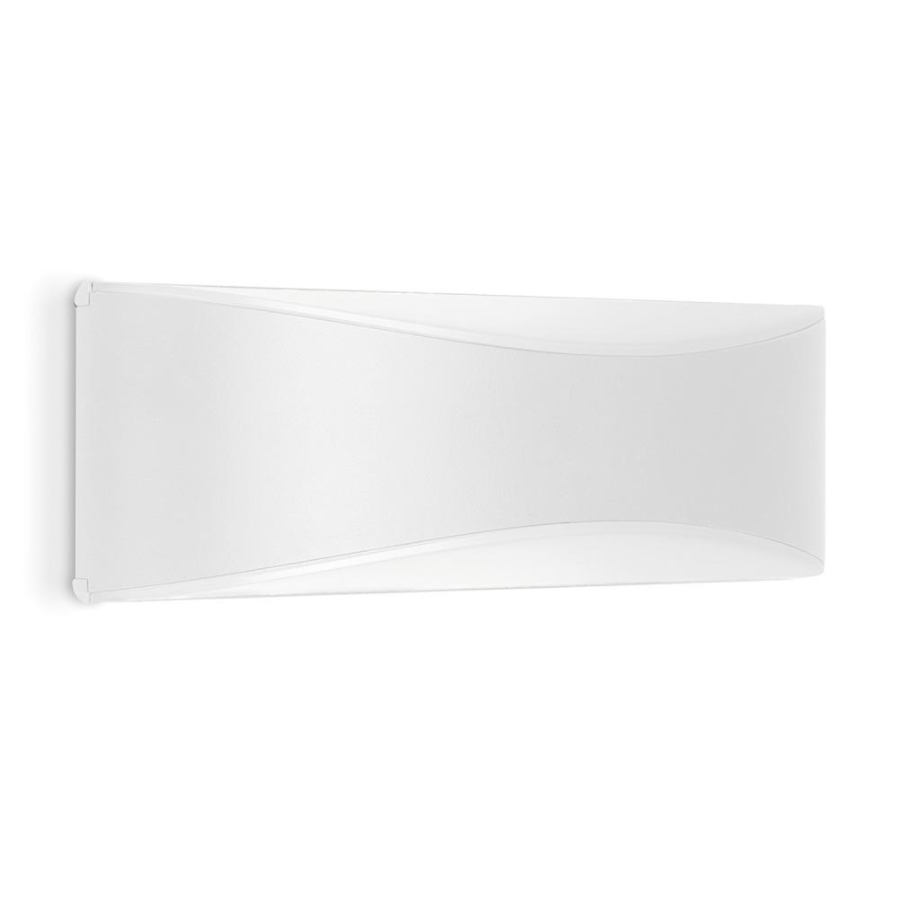 Lampadadiretta Mask Up/Down Lampade a Muro LED IP65 10W 840 800lm Bianco   Bianco Freddo