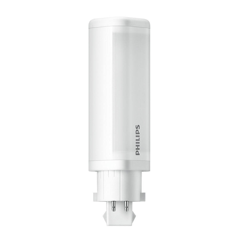 Philips CorePro PL-C LED 4.5W 830 | Warm Wit - 4-Pin - Vervangt 10W & 13W