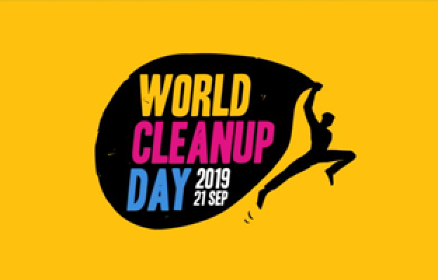 Håll Sverige Rent-dagen - World Cleanup Day