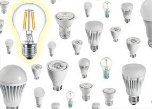 Come scegliere la corretta lampadina LED