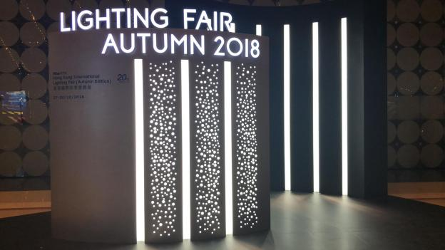 Lampdirect bezoekt Hong Kong Lighting Fair 2018